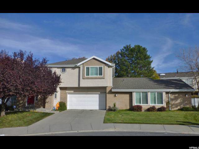 435 E Crown Pointe Dr S, Murray, UT 84107 (#1637372) :: Exit Realty Success