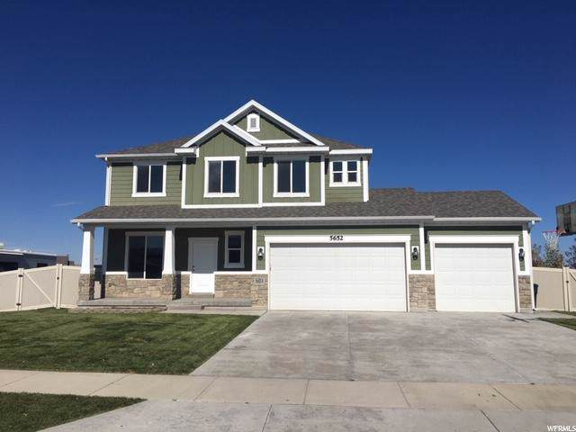 5652 W Evening View Dr, Herriman, UT 84096 (#1637373) :: Bustos Real Estate | Keller Williams Utah Realtors