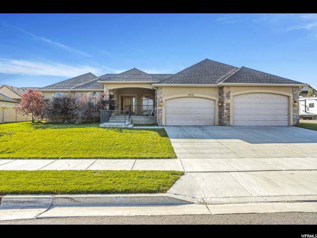 12256 S Madison Hills Ln, Riverton, UT 84065 (#1637378) :: Big Key Real Estate
