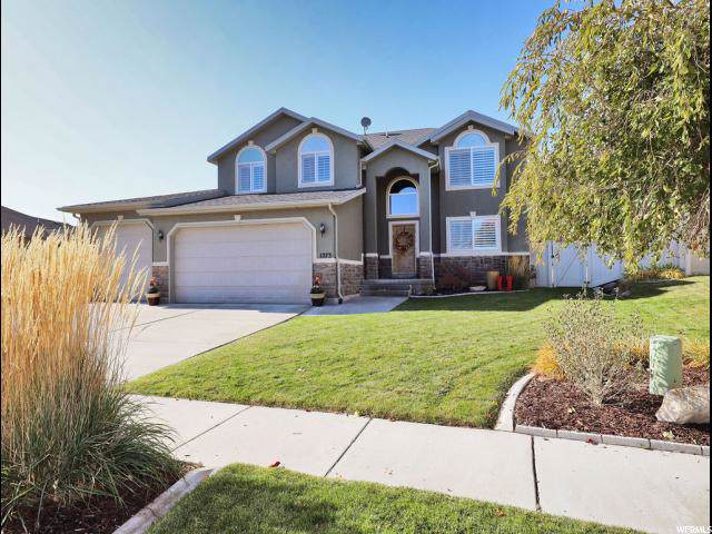 1273 S Hayfield Ln, Saratoga Springs, UT 84045 (#1637386) :: Red Sign Team