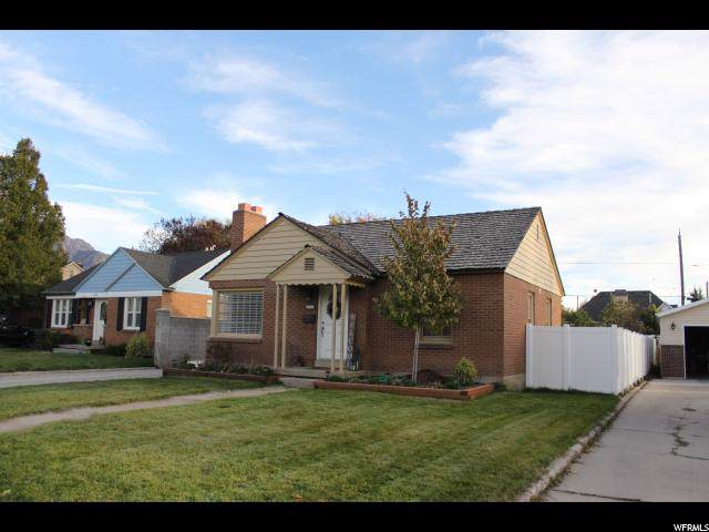 1262 E Lorraine Dr S, Salt Lake City, UT 84106 (#1637396) :: Keller Williams Legacy