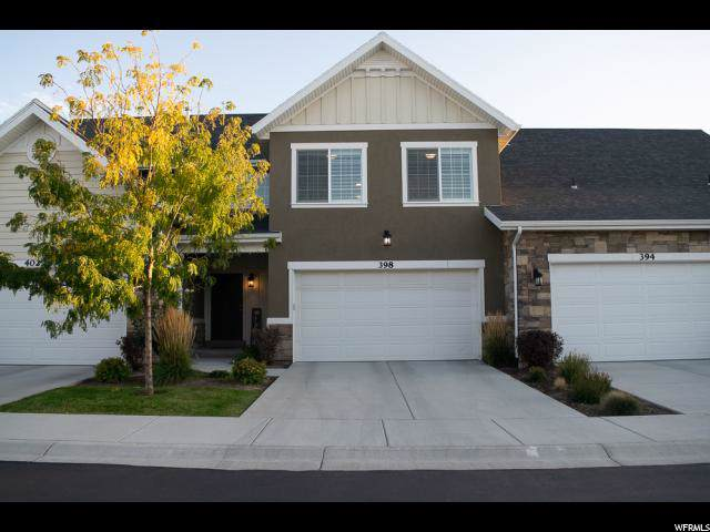 398 E Tractor Dr S, Midvale, UT 84047 (#1637399) :: Colemere Realty Associates