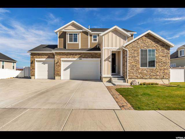 7491 S Bridge Maple Ln W, West Jordan, UT 84081 (#1637404) :: Red Sign Team