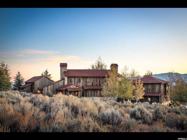 8172 N Ranch Garden Rd, Park City, UT 84098 (#1637406) :: Bustos Real Estate | Keller Williams Utah Realtors