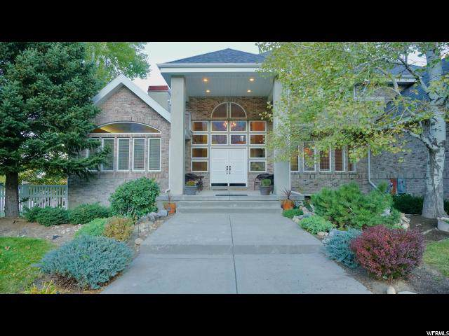 11 S Birchtree Ln E, Sandy, UT 84092 (#1637427) :: Colemere Realty Associates