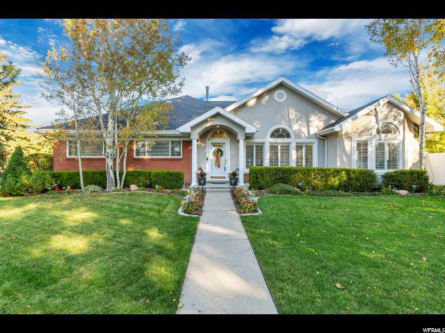2053 E Greenbriar Cir S, Millcreek, UT 84109 (#1637431) :: Big Key Real Estate