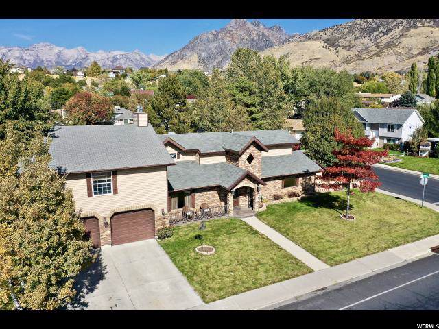 4186 W Cedar Hills Dr, Cedar Hills, UT 84062 (#1637450) :: The Canovo Group