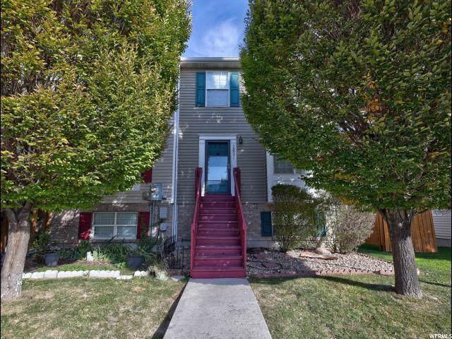 2831 Kilt Rock Ct, Salt Lake City, UT 84128 (#1637456) :: Colemere Realty Associates