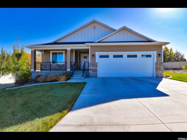 1287 S Sycamore Cir W, Santaquin, UT 84655 (#1637459) :: The Fields Team