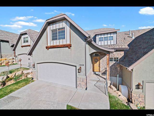 1408 W 365 N, Midway, UT 84049 (#1637465) :: Bustos Real Estate | Keller Williams Utah Realtors