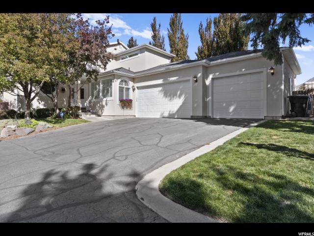 4239 S Lincoln Pines Ct E, Holladay, UT 84124 (#1637474) :: Big Key Real Estate