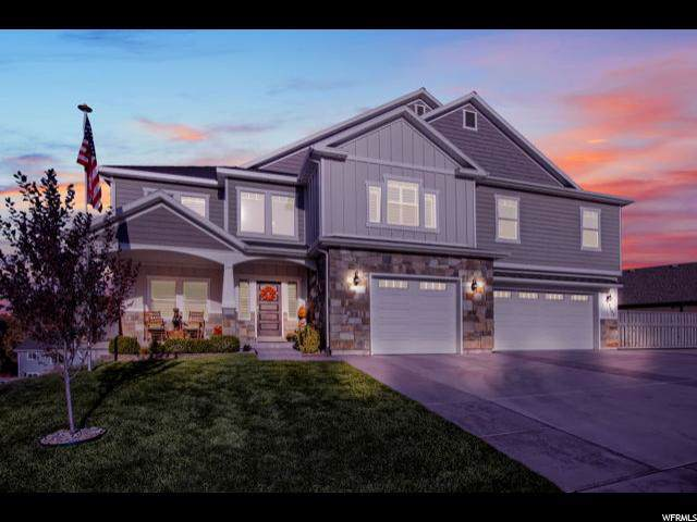 7503 N Sandpiper Rd, Eagle Mountain, UT 84005 (#1637480) :: Red Sign Team
