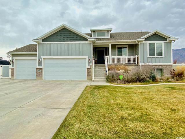 2496 W 2525 N, Farr West, UT 84404 (#1637482) :: Big Key Real Estate