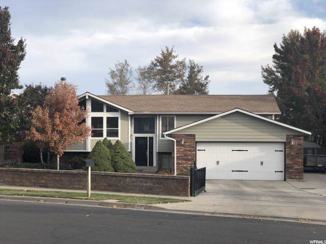 940 W Walden Hills Dr S, Murray, UT 84123 (#1637484) :: Colemere Realty Associates
