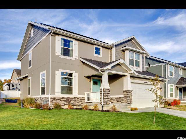 6682 W Terrace Sky Ln S, West Jordan, UT 84081 (#1637490) :: Red Sign Team