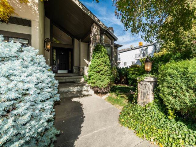 2281 E Camino Way, Cottonwood Heights, UT 84121 (#1637495) :: Big Key Real Estate