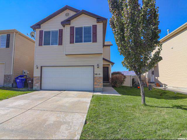 3815 N Tumwater West Dr E, Eagle Mountain, UT 84005 (#1637502) :: Colemere Realty Associates