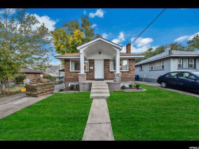 1116 E Rue Ann Ct, Ogden, UT 84401 (#1637506) :: Big Key Real Estate
