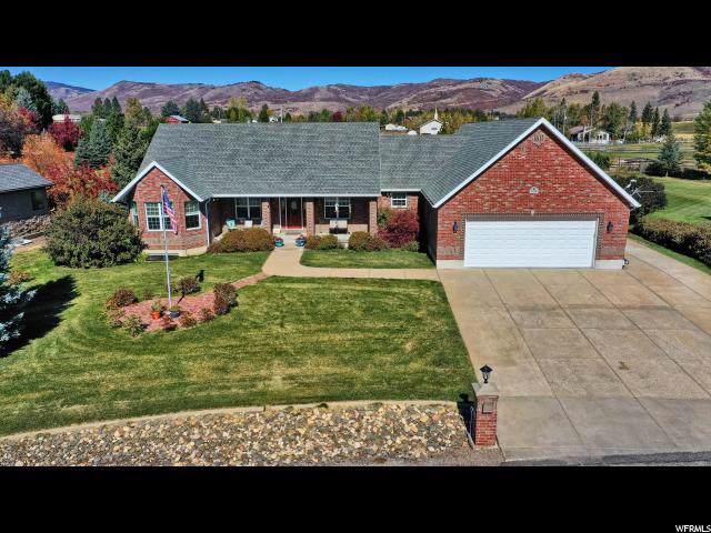 3178 E 4650 N, Eden, UT 84310 (#1637512) :: Bustos Real Estate | Keller Williams Utah Realtors