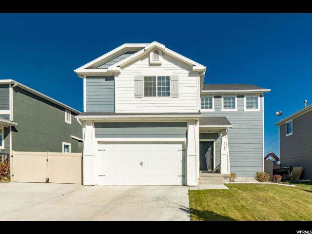5019 E Sagebrush Ln N, Eagle Mountain, UT 84005 (#1637517) :: Red Sign Team