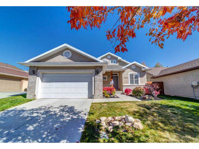 4382 N Pheasant Ridge Trl, Lehi, UT 84043 (#1637518) :: Red Sign Team