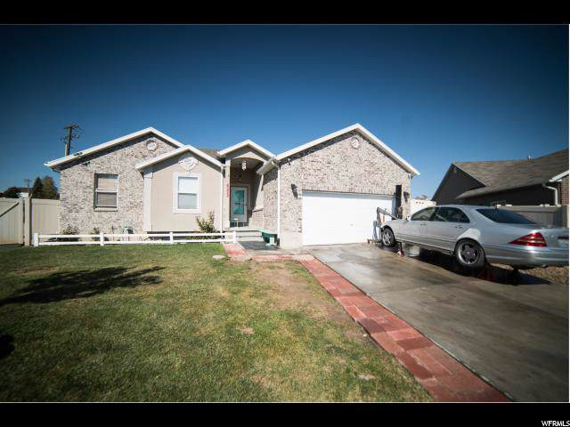 6222 Waller Ln, West Jordan, UT 84084 (#1637524) :: Bustos Real Estate | Keller Williams Utah Realtors
