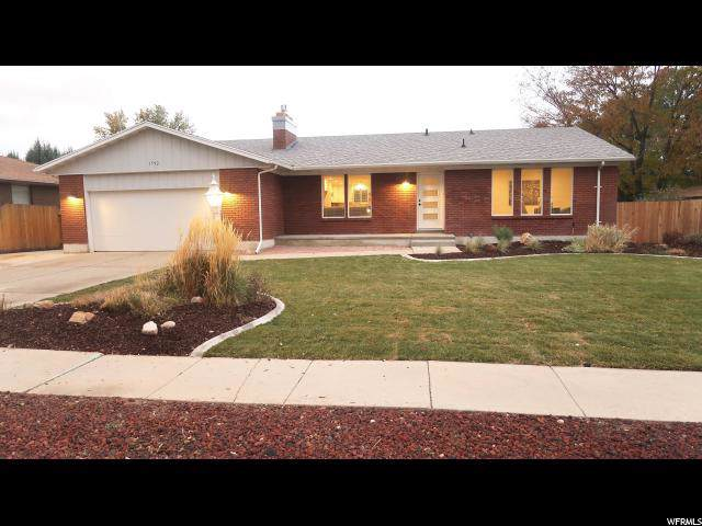 1592 E Waters Ln, Sandy, UT 84093 (#1637535) :: Bustos Real Estate | Keller Williams Utah Realtors