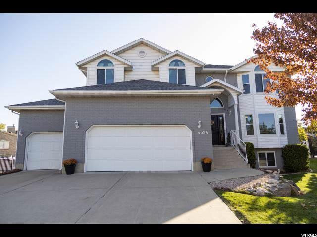 4324 S 650 W, Riverdale, UT 84405 (#1637538) :: Bustos Real Estate | Keller Williams Utah Realtors