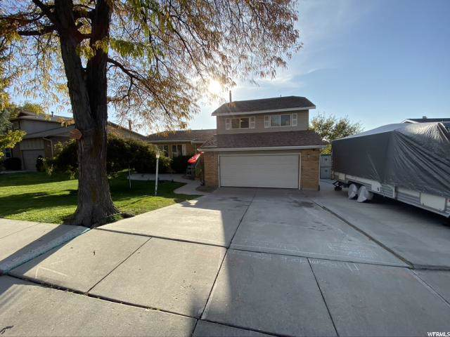 8914 S Altair Dr, Sandy, UT 84093 (#1637541) :: Exit Realty Success