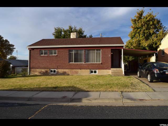 324 E 4525 S, Washington Terrace, UT 84405 (#1637544) :: Big Key Real Estate