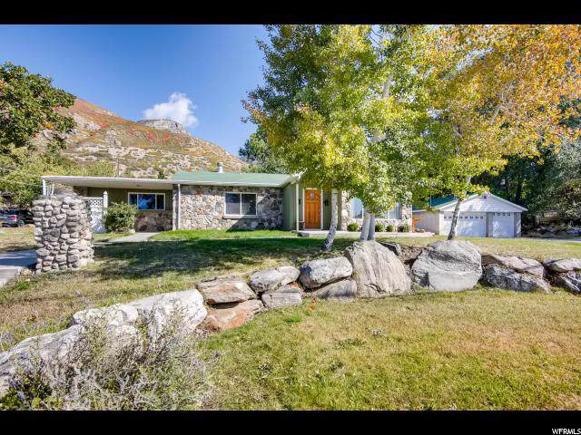 205 S 200 E, Farmington, UT 84025 (#1637545) :: Keller Williams Legacy