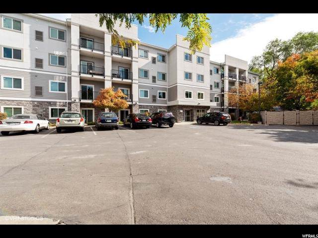 1174 E 3300 S #217, Salt Lake City, UT 84106 (#1637550) :: Exit Realty Success