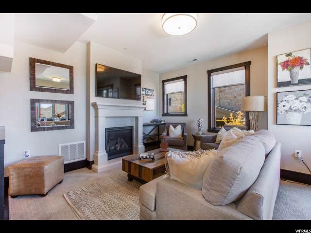3819 Blackstone Dr #32, Park City, UT 84098 (#1637556) :: Doxey Real Estate Group