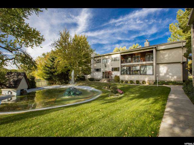 2554 S Elizabeth St E #8, Salt Lake City, UT 84106 (#1637558) :: Colemere Realty Associates