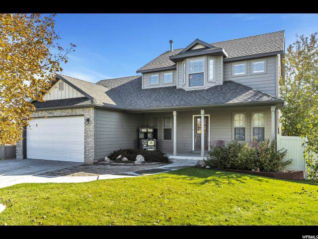 1873 N Concord Pl W, Saratoga Springs, UT 84045 (#1637561) :: Red Sign Team