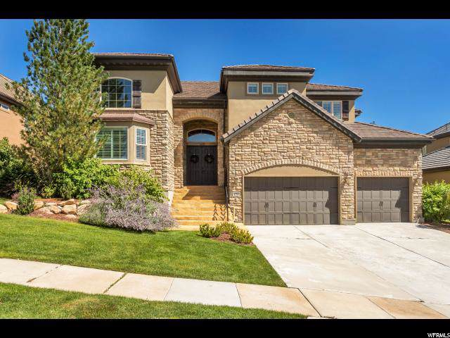 4792 N Whisper Wood Dr, Lehi, UT 84043 (#1637563) :: Red Sign Team