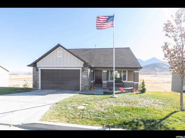 1329 Sageberry Dr, Santaquin, UT 84655 (#1637578) :: Red Sign Team