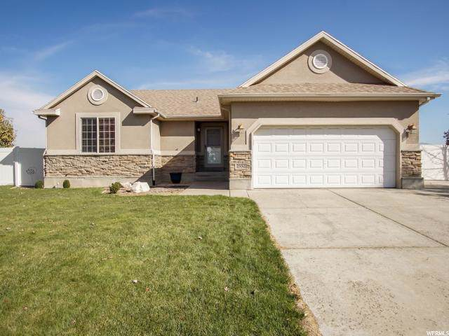 2552 N 2275 W, Clinton, UT 84015 (#1637580) :: Red Sign Team