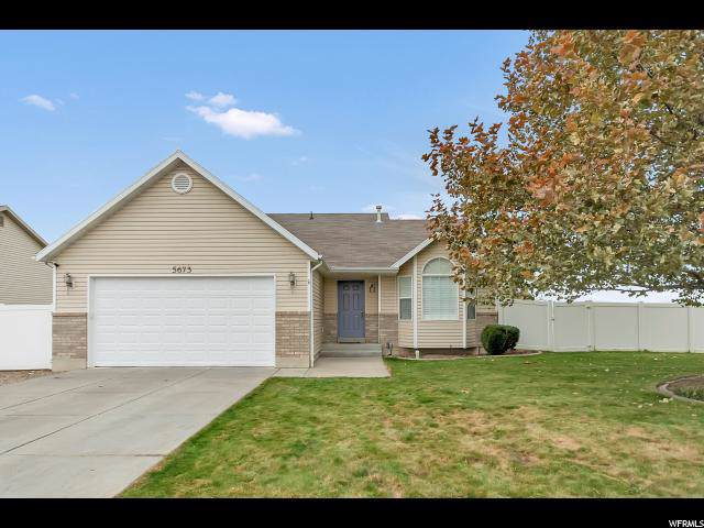 5673 S 4650 W, Hooper, UT 84315 (#1637593) :: Doxey Real Estate Group