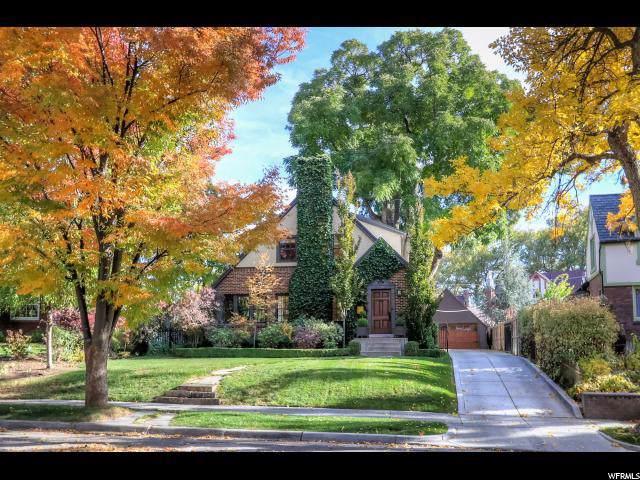 1376 E Princeton Ave S, Salt Lake City, UT 84105 (#1637600) :: Exit Realty Success
