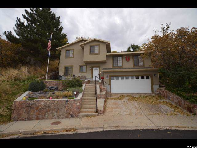 422 E Canyon Estates Cir S, Bountiful, UT 84010 (#1637601) :: Doxey Real Estate Group