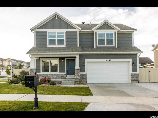 4588 Breezy Meadow Dr S, Herriman, UT 84096 (#1637608) :: Big Key Real Estate