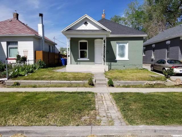 646 S 1000 W, Salt Lake City, UT 84104 (#1637619) :: Colemere Realty Associates