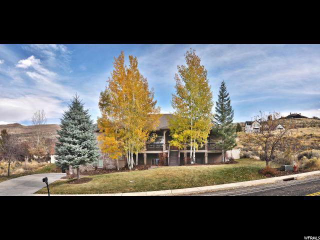 1814 N Valley Hills Blvd, Heber City, UT 84032 (#1637626) :: Colemere Realty Associates
