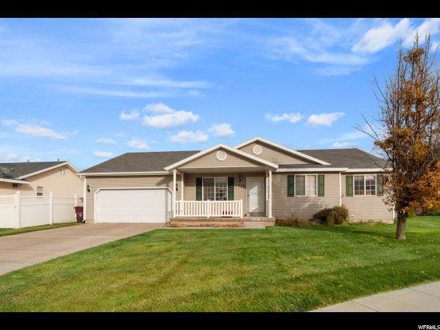 5336 S 4100 W, Roy, UT 84067 (#1637643) :: Doxey Real Estate Group