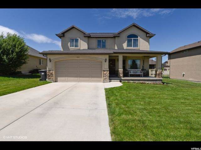 1399 Hillside Dr, Saratoga Springs, UT 84045 (#1637645) :: Action Team Realty