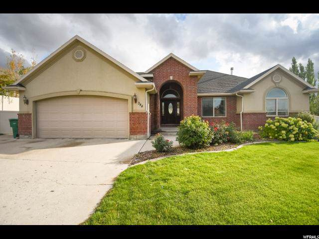 344 E 525 S, Providence, UT 84332 (#1637663) :: Bustos Real Estate | Keller Williams Utah Realtors