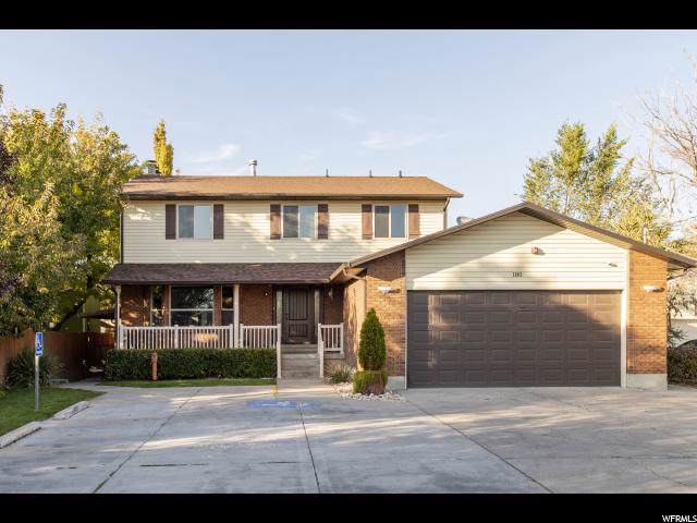 180 W Winchester St, Salt Lake City, UT 84107 (#1637664) :: Colemere Realty Associates