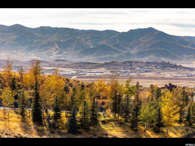 7275 Bugle Trl, Park City, UT 84098 (#1637692) :: Doxey Real Estate Group