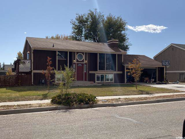 155 W 650 N, Vernal, UT 84078 (#1637705) :: Colemere Realty Associates